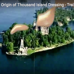 Who invented Thousand Island Dressing?