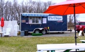 Food Truck REVIEW : T'sChips
