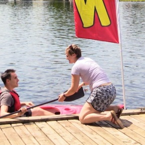 Smiths Falls' NIKNAKs Paddle Shack launched !