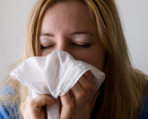 FLU ALERT : Boost your immune system !
