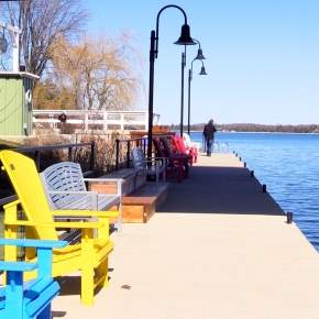 Heavenly Hamlet Thaws : Rideau Ferry is Heating Up
