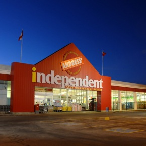Andress' Your Independent Grocer Takes Leap Forward