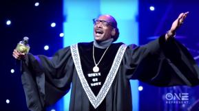 Snoop Surprises World in2018