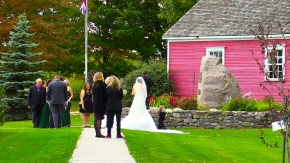 Wedding in a ghostly village : The Lost Villages