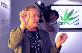 Canopy grows. And Bruce Linton Moments : Webisode2