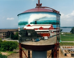 Water Tower Angst : Can We Save Ours From Extinction?