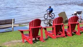 Favorite Ottawa trailsubmerged