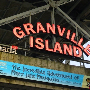 Granville Island Magnetizes Masses Still