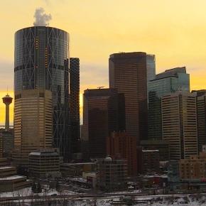 Skycutting in Calgary : BeautifulShards