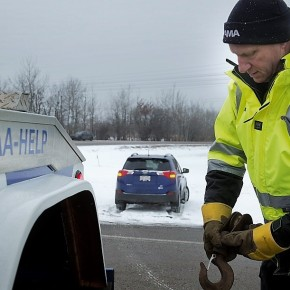 AMA Alberta gets 30,700 roadside calls in 3 days : Emergency HelpHere