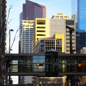 """Nobody's Downtown,"" Calgary Oil Executives Talk"